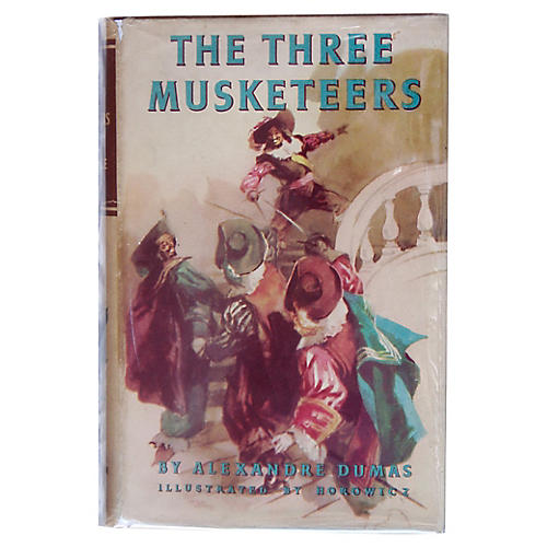 The Three Musketeers; An Edited Edition