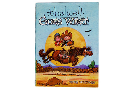 Thelwell Goes West