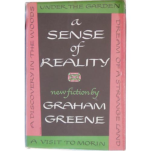 Graham Greene's A Sense of Reality, 1st