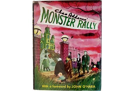 Charles Addams's Monster Rally