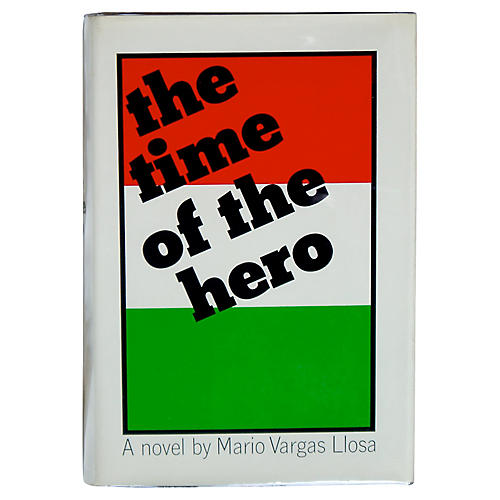 The Time of The Hero, First Printing