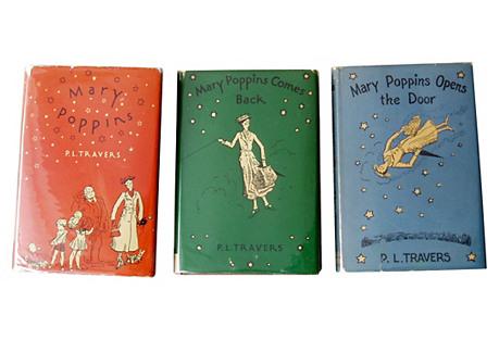 Early Mary Poppins Trio