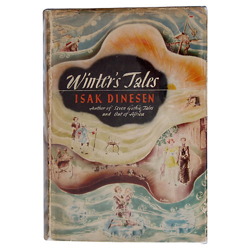 Isak Dinesen's Winter's Tales, 1st Print
