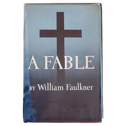 William Faulkner's A Fable, 1st Printing