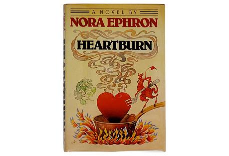 Nora Ephron's Heartburn, First Printing