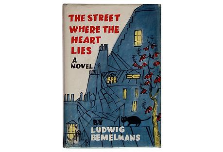 Bemelmans' Street Where The Heart Lies