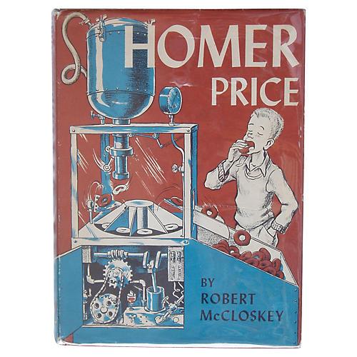 Robert McCloskey's Homer Price, 1963