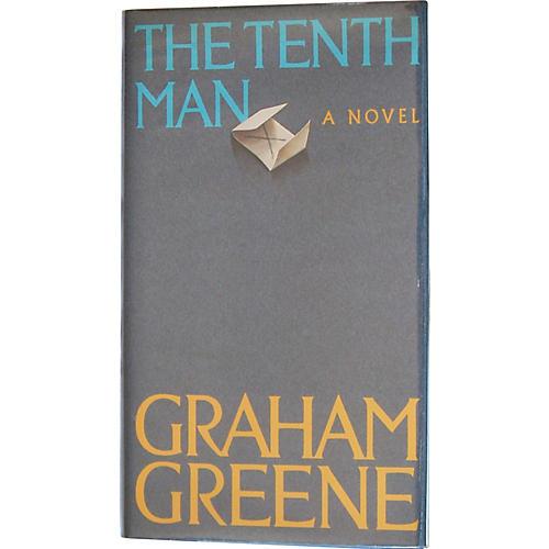Graham Greene's The Tenth Man, 1st Print