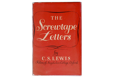 C. S. Lewis's The Screwtape Letters