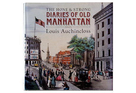 Illustrated Diaries of Old Manhattan