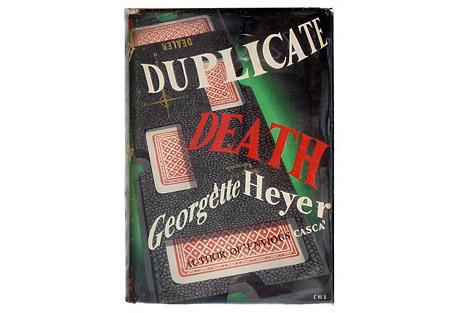 Georgette Heyer's Duplicate Death, 1952