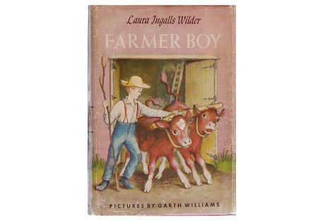 Farmer Boy, 1st Illustrated Ed., 1953