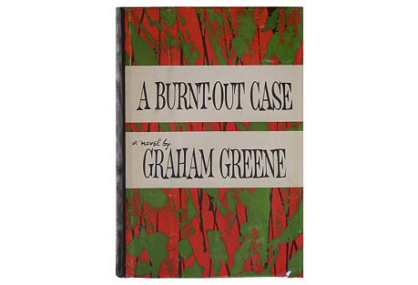 Greene's A Burnt-Out Case, 1st Printing