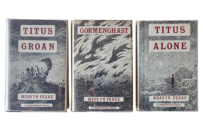 Mervyn Peake's Gormenghast Trilogy, 1982