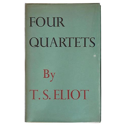 T. S. Eliot's Four Quartets, 1955