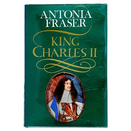 Antonia Fraser's King Charles II, UK 1st
