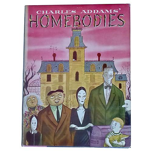 Charles Addams' Homebodies, 1954