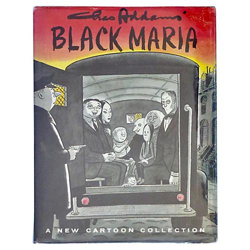 Charles Addams' Black Maria, 1st Print