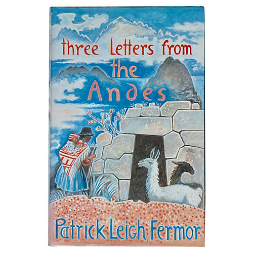 Three Letters From The Andes, 1st UK