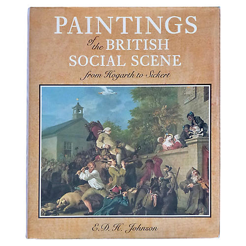 Paintings of The British Social Scene