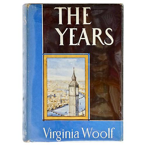 Virginia Woolf's The Years, 1937, 1st