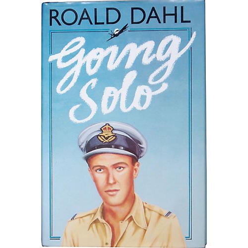Roald Dahl's Going Solo, 1st Printing
