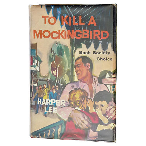 To Kill A Mockingbird, True UK 1st