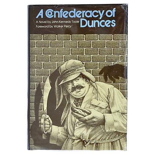 Toole's A Confederacy of Dunces, 1981