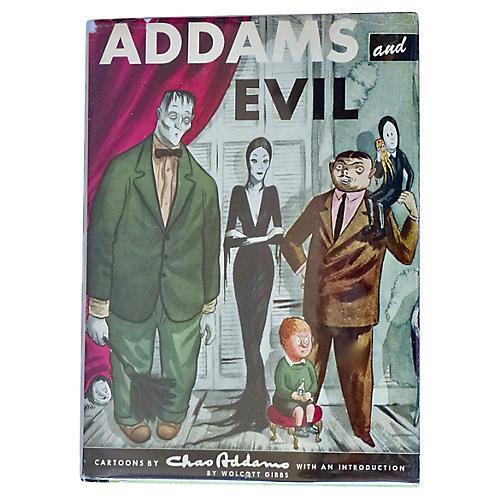 Charles Addams' Addams and Evil, 1947