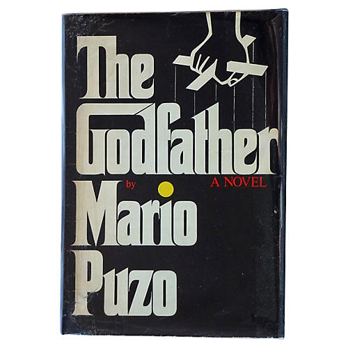 The Godfather, Second Printing, 1969