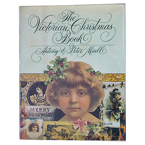 The Victorian Christmas Book