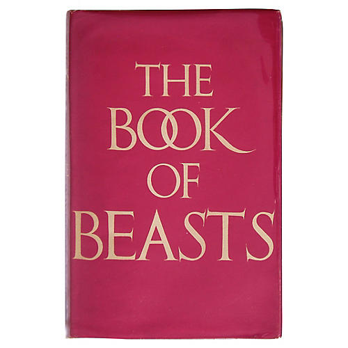 T. H. White's The Book of Beasts, 1954