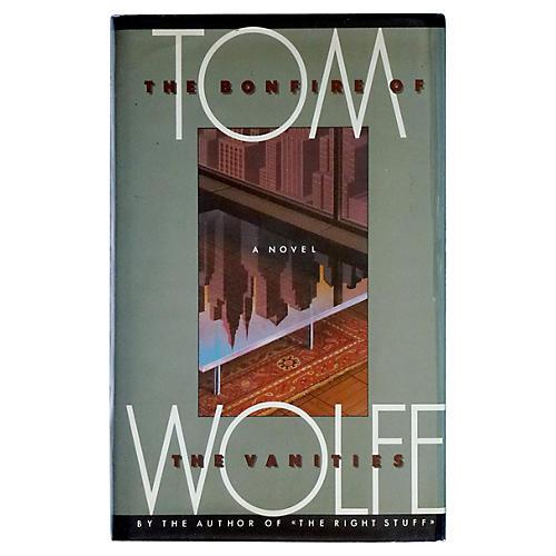 Wolfe's The Bonfire of The Vanities, 1st