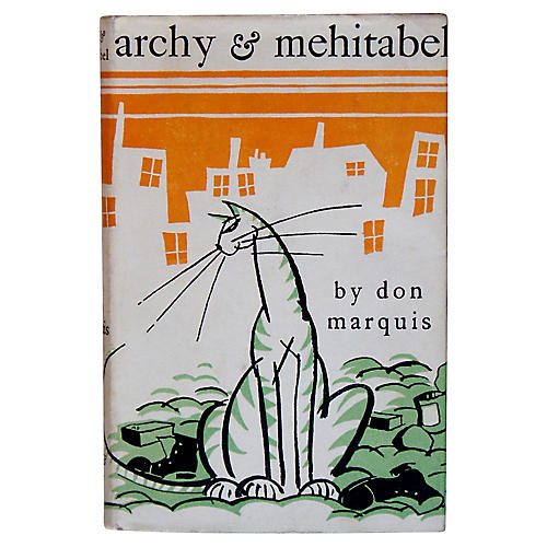 Archy and Mehitabel, 1954