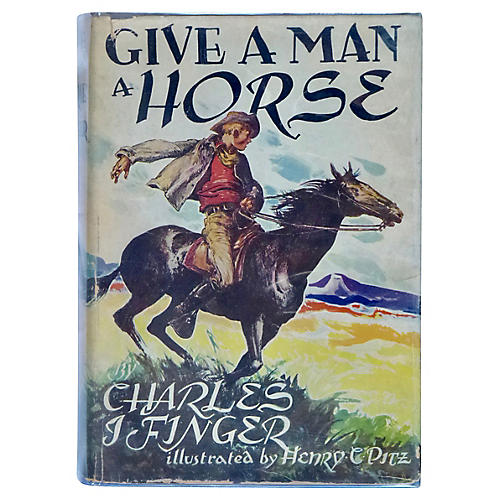Give A Man A Horse, 1st, 1938