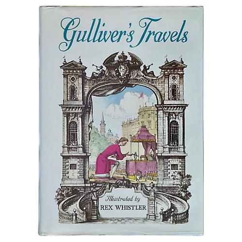 Gulliver's Travels, illust. Rex Whistler
