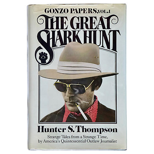 Hunter Thompson's Great Shark Hunt, 1st