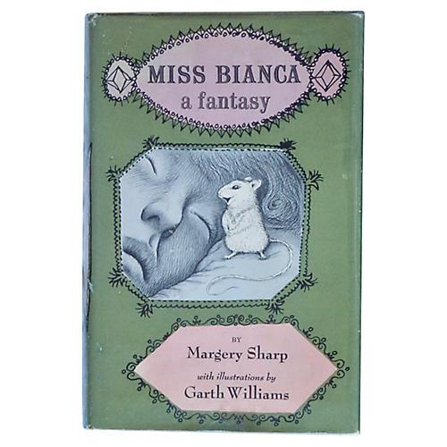 Miss Bianca - A Fantasy, 1st Printing