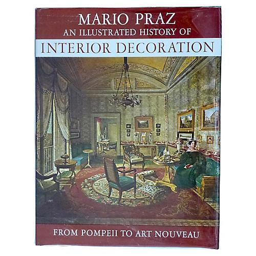 A History of Interior Decoration