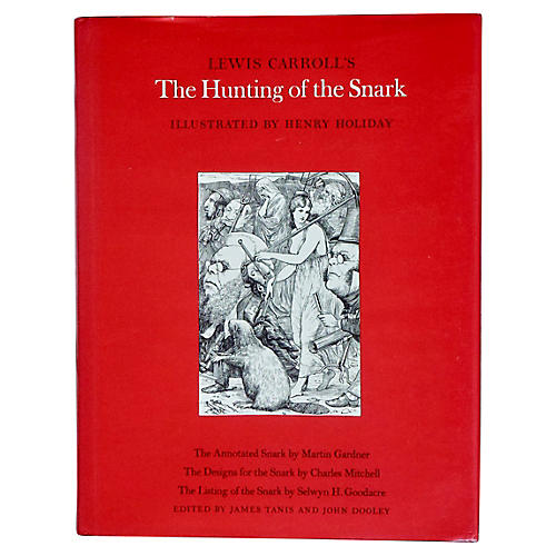 Lewis Carroll's Hunting of The Snark