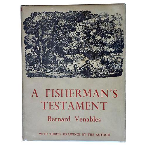 A Fisherman's Testament, UK 1st, 1949