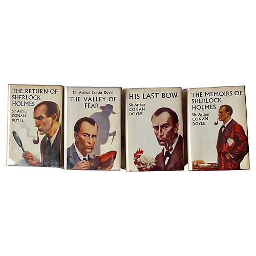 33 Sherlock Holmes Stories, UK ed.s, S/4