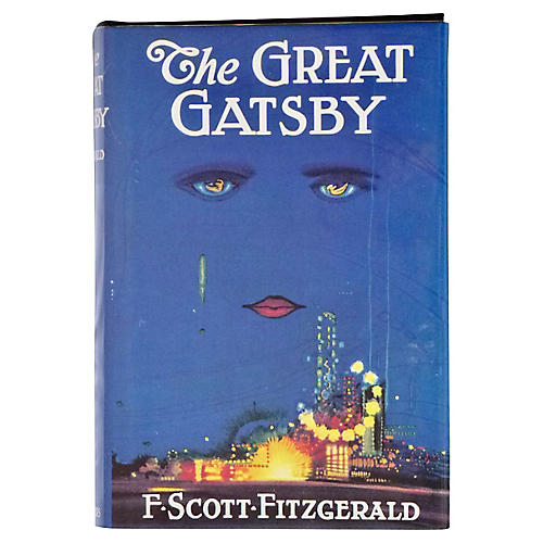 The Great Gatsby, Inscribed Karen Black