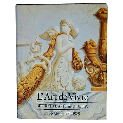 French Decorative Art & Design 1789-1989