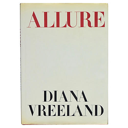 Diana Vreeland's Allure, 1st Printing
