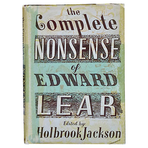 Complete Nonsense of Edward Lear, 1969
