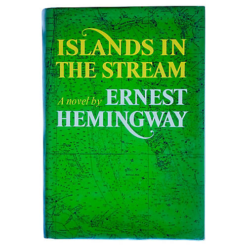 Hemingway's Islands in The Stream, 1st