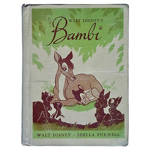 Walt Disney's Bambi, 1944