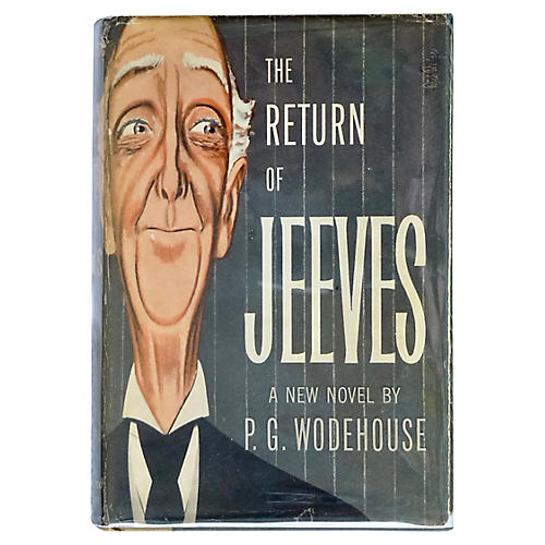 The Return of Jeeves, 1st