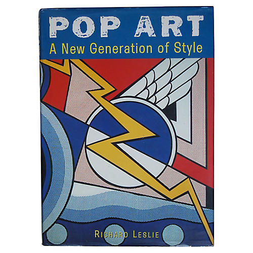 Pop Art: A New Generation of Style